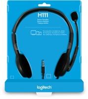 logitech h111 pcgaming headset