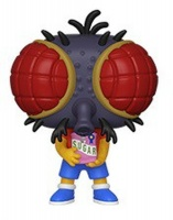 Funko Pop Television The Simpsons S3 Bart Fly
