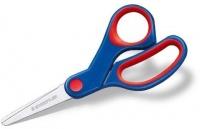 staedtler scissor 140mm 55 blue red box of 10 scissor