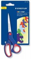 staedtler scissor 170mm 6 34 blue red box of 10 scissor