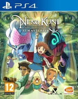 ni no kuni wrath of the white witch remastered ps4