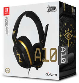 Photo of Astro Gaming A10 Headset - The Legend of Zelda: Breath of the Wild Edition