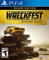 wreckfest deluxe edition us import ps4