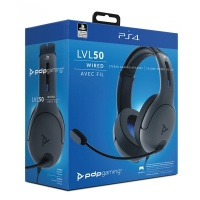 pdp lvl50 wired ps4 headset