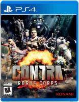 contra rogue corps us import ps4