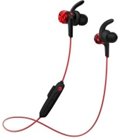 1more fitness ibfree sport bluetooth in ear headpones red