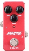 Nux Mini Core Series Brownie Electric Guitar Distortion Effects Pedal