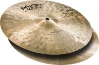paiste masters series 14 inch dark hi hat cymbals cymbal