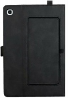 tuff luv leather folio case and stand compatible for