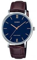 casio ladies standard collection analog wrist watch brown running walking equipment