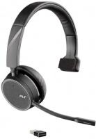 plantronics plantronic voyager b4220 uc dongle headset