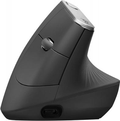 Photo of Logitech - MX Vertical Advanced Ergonomic Mouse