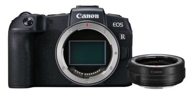 Photo of Canon EOS RP Body EF-EOS R Adapter Digital Camera