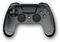 gioteck vx 4 wireless ps4 controller black