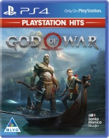 god of war playstation hits ps4