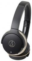 technica ath ar3bt headset