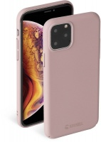 krusell sandby series case for apple iphone 11 pro pink