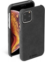 krusell broby series case for apple iphone 11 pro stone