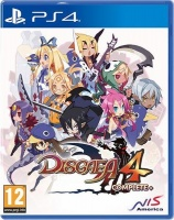 disgaea 4 complete a promise of sardines edition ps4
