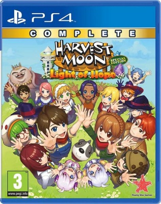 Photo of Rising Star Harvest Moon - Light of Hope - Complete - Special Edition