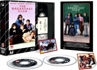 breakfast club limited edition vhs collection packaging movie