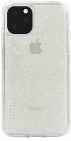 skech sparkle series case for apple iphone 11 pro snow