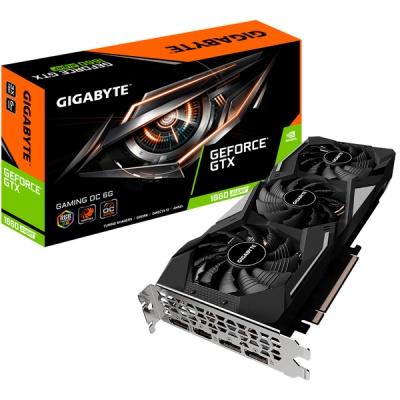 Photo of Gigabyte nVidia Geforce GTX1660 Super Gaming OC 6GB GDDR6 piecesI-e 3.0 Graphics card DP HDMI