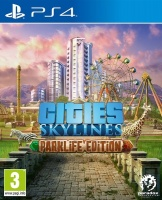 cities skylines parklife edition ps4