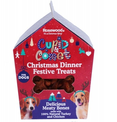 Rosewood Christmas Dinner Treats Gifts For Dogs