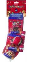 Rosewood Christmas Dog Stocking