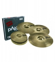 paiste pst 3 series cymbal set 14 18 20 inch and extra 16 cymbal