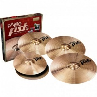 paiste pst 5 series cymbal set 14 18 20 inch and extra 16 cymbal