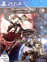 bayonetta and vanquish 10th anniversary bundle steelbook