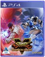 street fighter v champions edition ps4