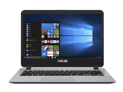 Photo of ASUS X407 laptop