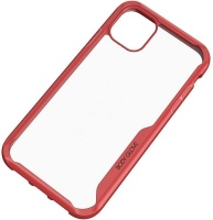 body glove shadow case for apple iphone 11 red