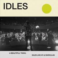 idles beautiful thing live at le bataclan cd