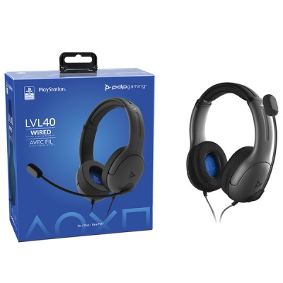 Photo of PDP - Gaming LVL40 Wired Stereo Headset