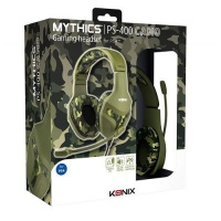 konix mythics ps 400 camo ps4 headset