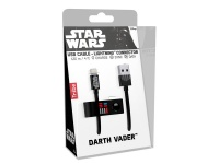 tribe usb to lightning synccharge cable star wars darth