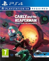 carly and the reaperman escape from underworld ps4