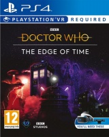 doctor who the edge of time ps4