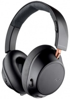 plantronics backbeat 810 graphite headset