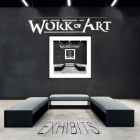 work of art exhibits cd