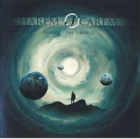 harem scarem change the world cd