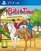 bibi and tina at the horse farm ps4