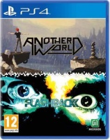 another world and flashback compilation ps4
