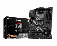 msi x570a motherboard