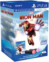 marvels iron man vr 2 playstation move motion controllers