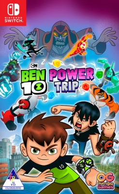 Outright Games Ben 10 Power Trip